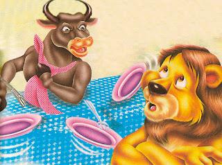 Fabula el León y el Toro