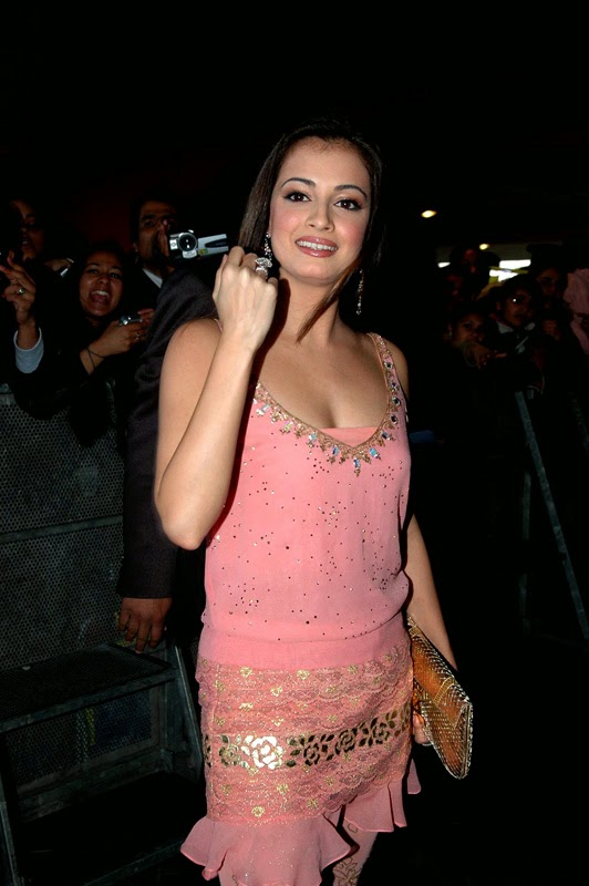Dia Mirza Bollywood Actress