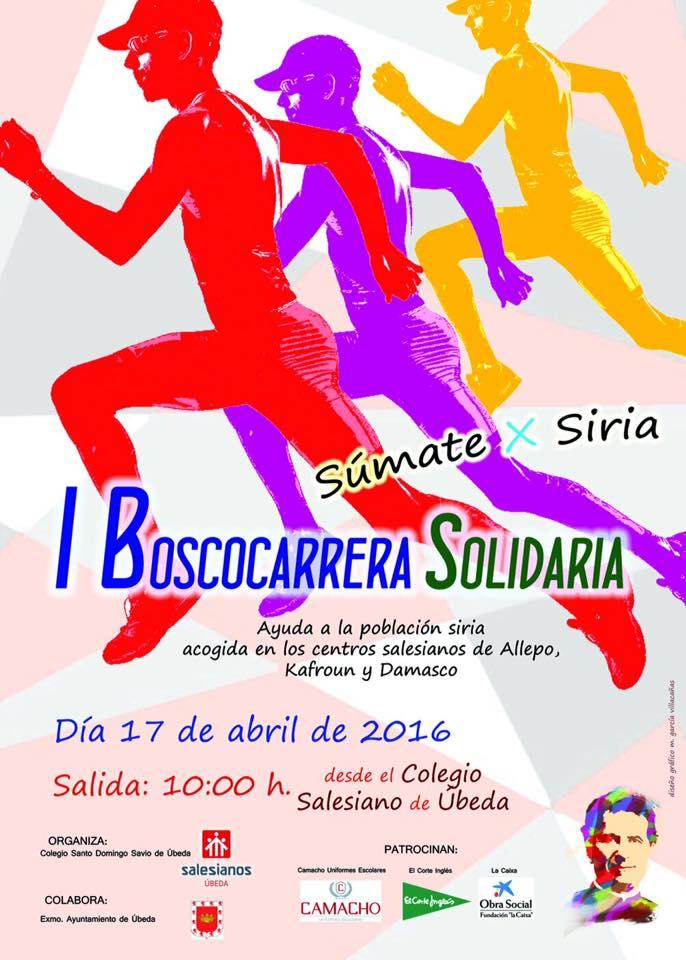I BOSCOCARRERA SOLIDARIA