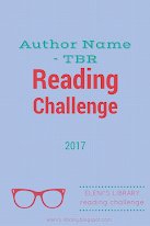 Author Name TBR