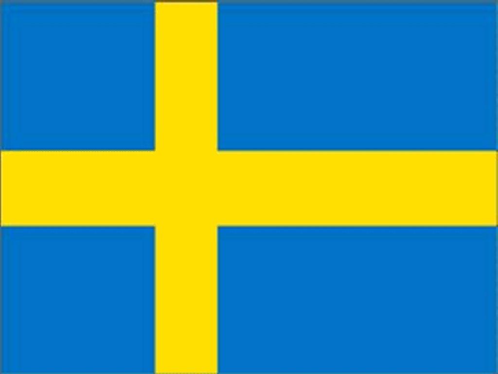 LAMINAS PARA COLOREAR - COLORING PAGES: Mapa y Bandera de Suecia ...