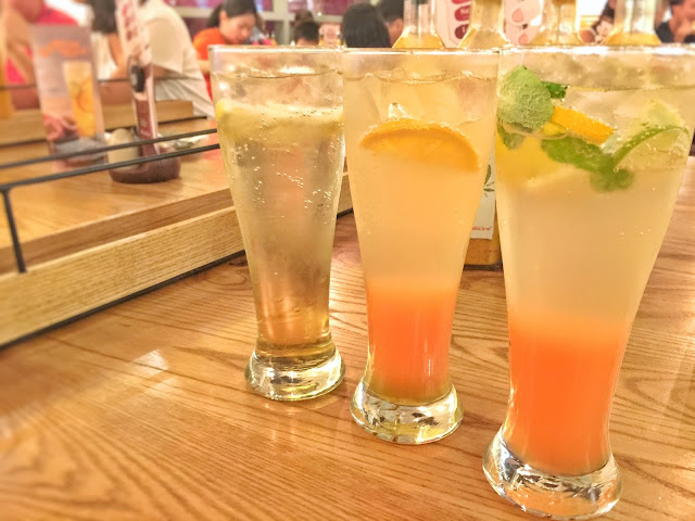 Nando's Singapore - Drinks