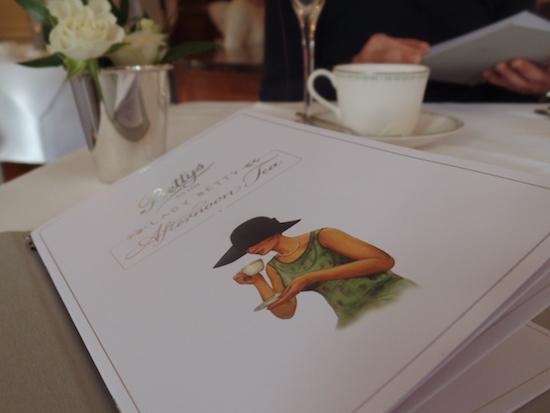 Afternoon Tea Lady Betty's Harrogate