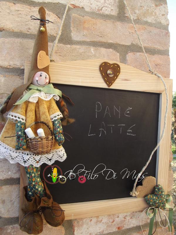 ... Chiara Gloria e Daniela: Cucito creativo : FOLLETTE IDEE PER LA CASA