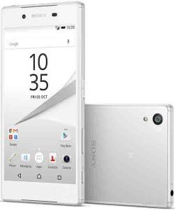 Cara root , spesifikasi dan harga Sony Xperia Z5