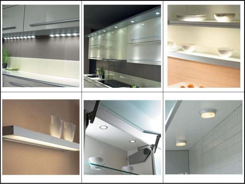 Equipamiento hosteler a la iluminaci n perfecta para la - Luces para cocinas ...