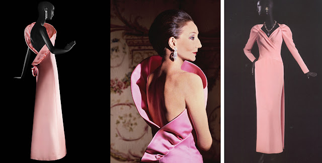 gowns designed by Jacqueline de Ribes