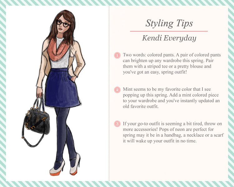 Ruche Expert Spring Styling Tips