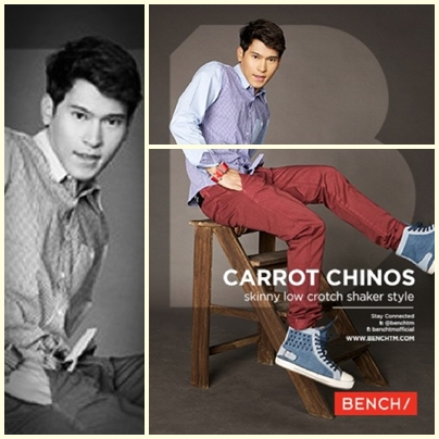 Enchong Dee for Bench Back to School (Denim Campaign) 2013