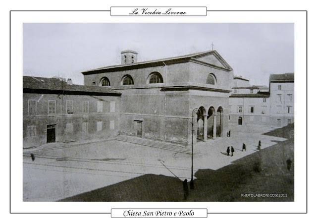 La vecchia livorno immagini d 39 epoca in foto e cartoline for Finestra rinascimentale disegno