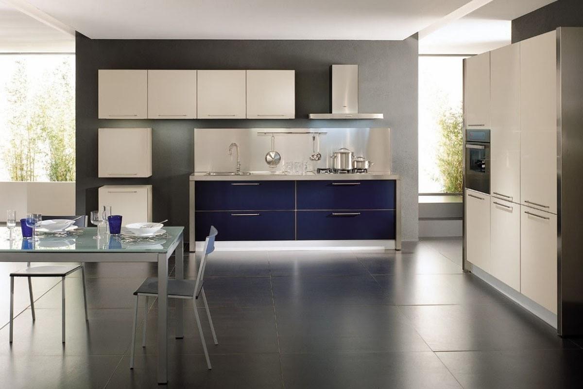 Cocinas descaradamente abiertas cocinas con estilo for Bella j cucina