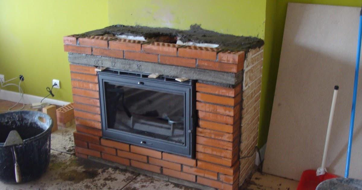 Casas cocinas mueble chimeneas de obra sin humo - Chimeneas de obra sin humo ...