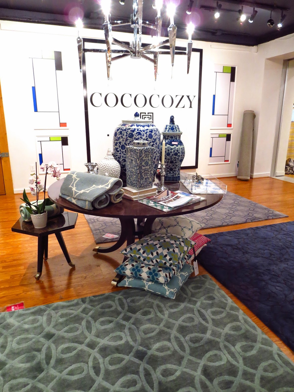 COCOCOZY at High Point Market