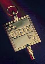 Member, Phi Beta Kappa