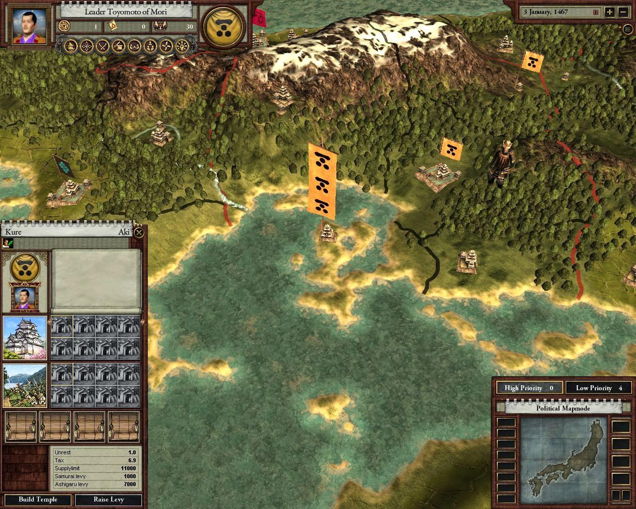 Sengoku Game - Games Free FUll version Download