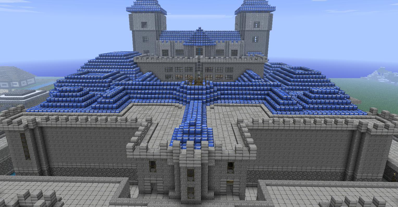 Minecraft juli 2012 - Tafelhuis van het wereld lange eiland ...
