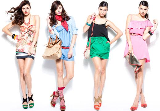 популярные сайты женской одежды в интернет магазине