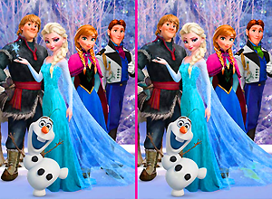 Princesses 35 Differences