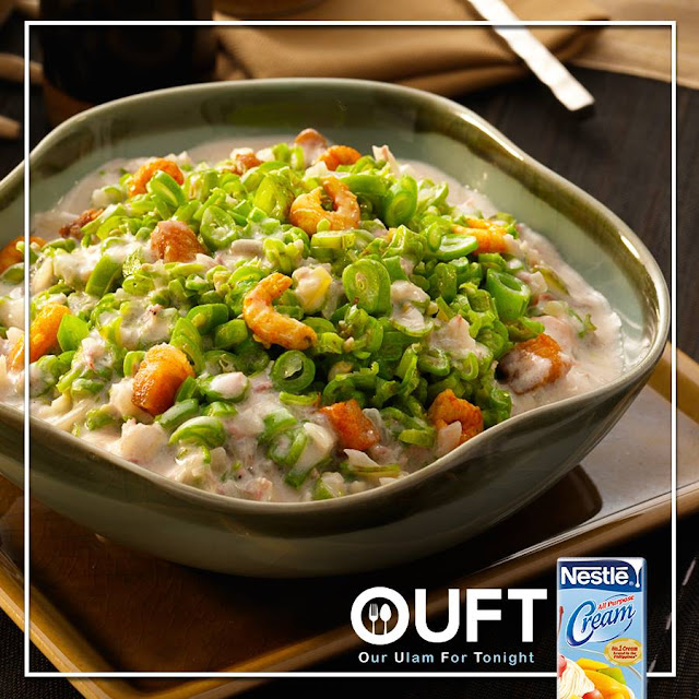 Baguio Beans Gising–Gising Recipe