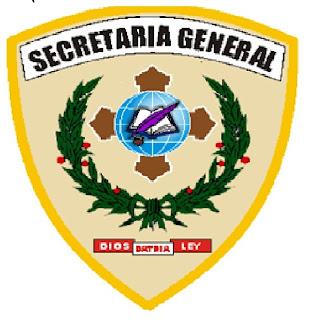 Secretaria general pnp la secretaria general de la for Ministro de la policia nacional