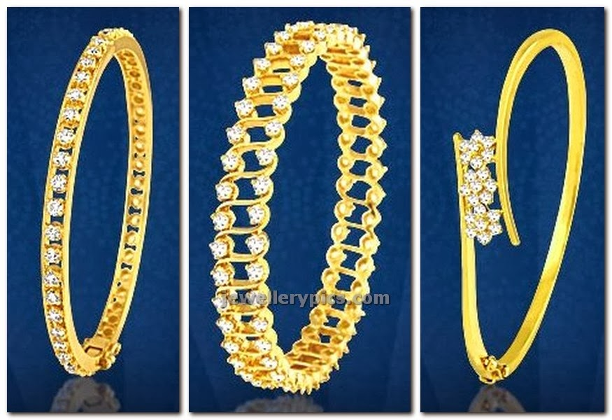 diamond bangles by PNG diamonds