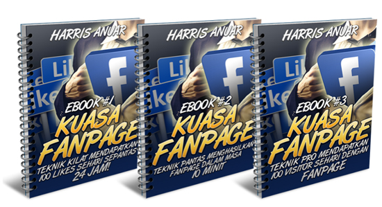 3 Panduan Percuma Kuasa Facebook Fanpage
