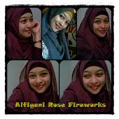 Alfiyani Rose Fireworks