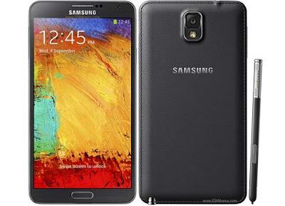 Spesifikasi dan Harga Samsung Galaxy Note 3 N9000