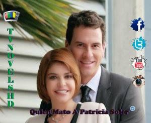 Ver Quien Mato A Patricia Soler Capítulo 33 Online