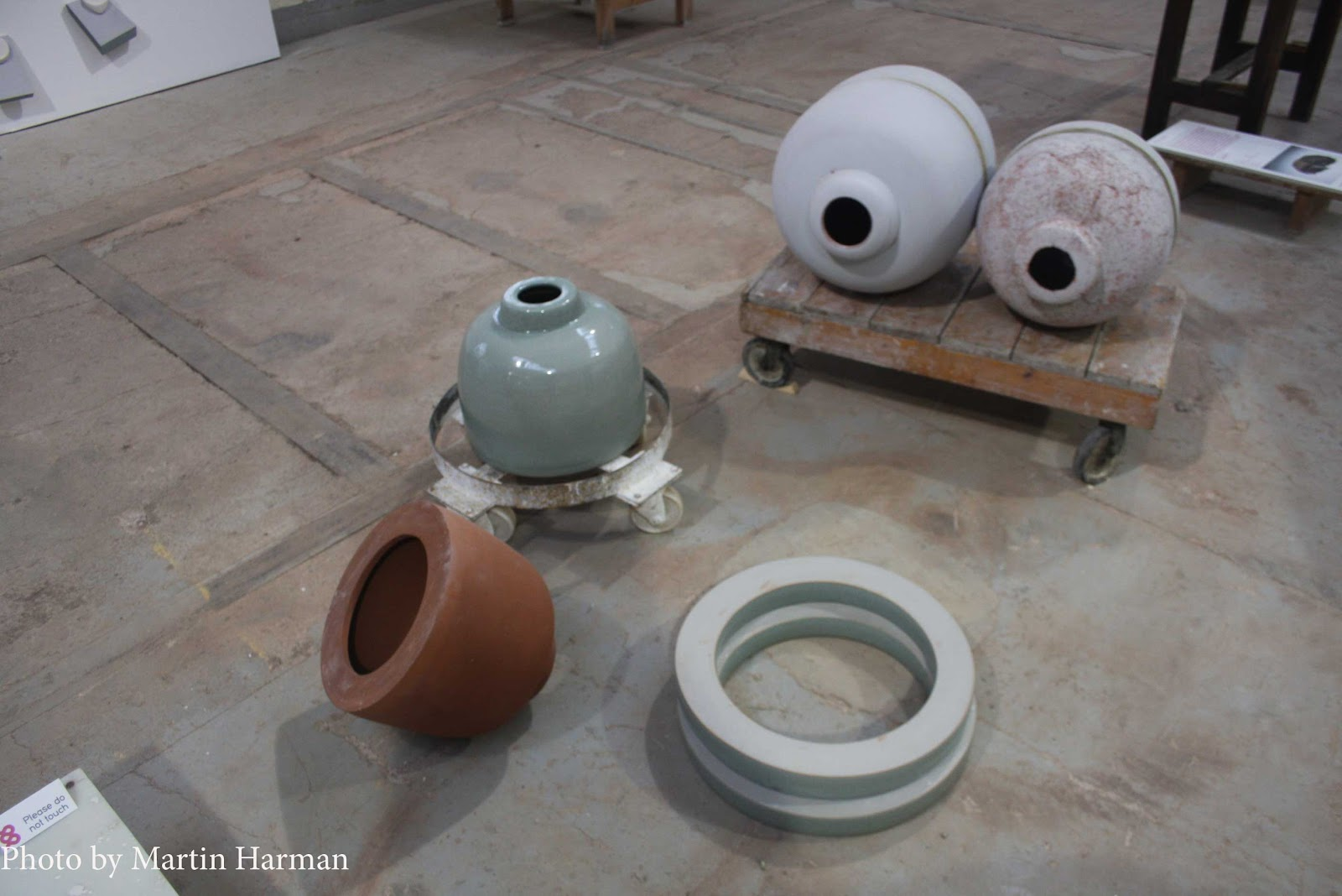 Martin Harman British Ceramics Biennial 2011 Pictures