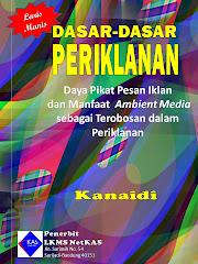 "Buku ""PERIKLANAN"" - Laris Manis : Daya Pikat Pesan Iklan + Manfaat Ambient Media"