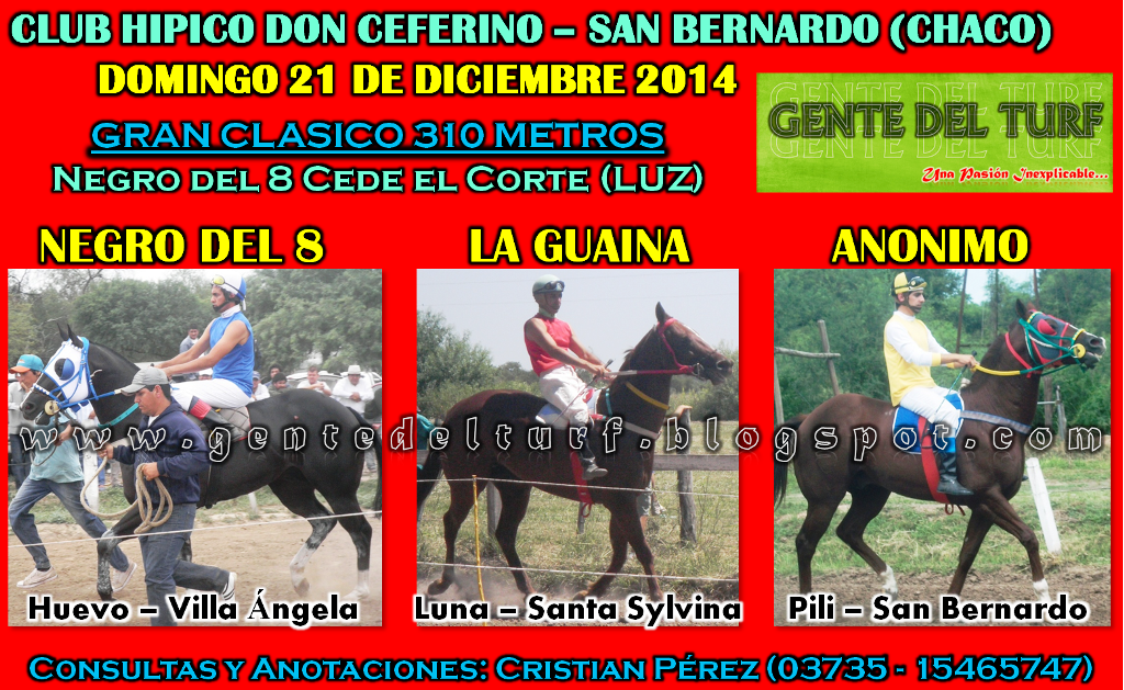 San Bernardo Clasico Central 21-12