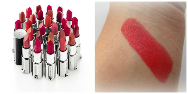 Givenchy Rouge Egerie 305 Swatch