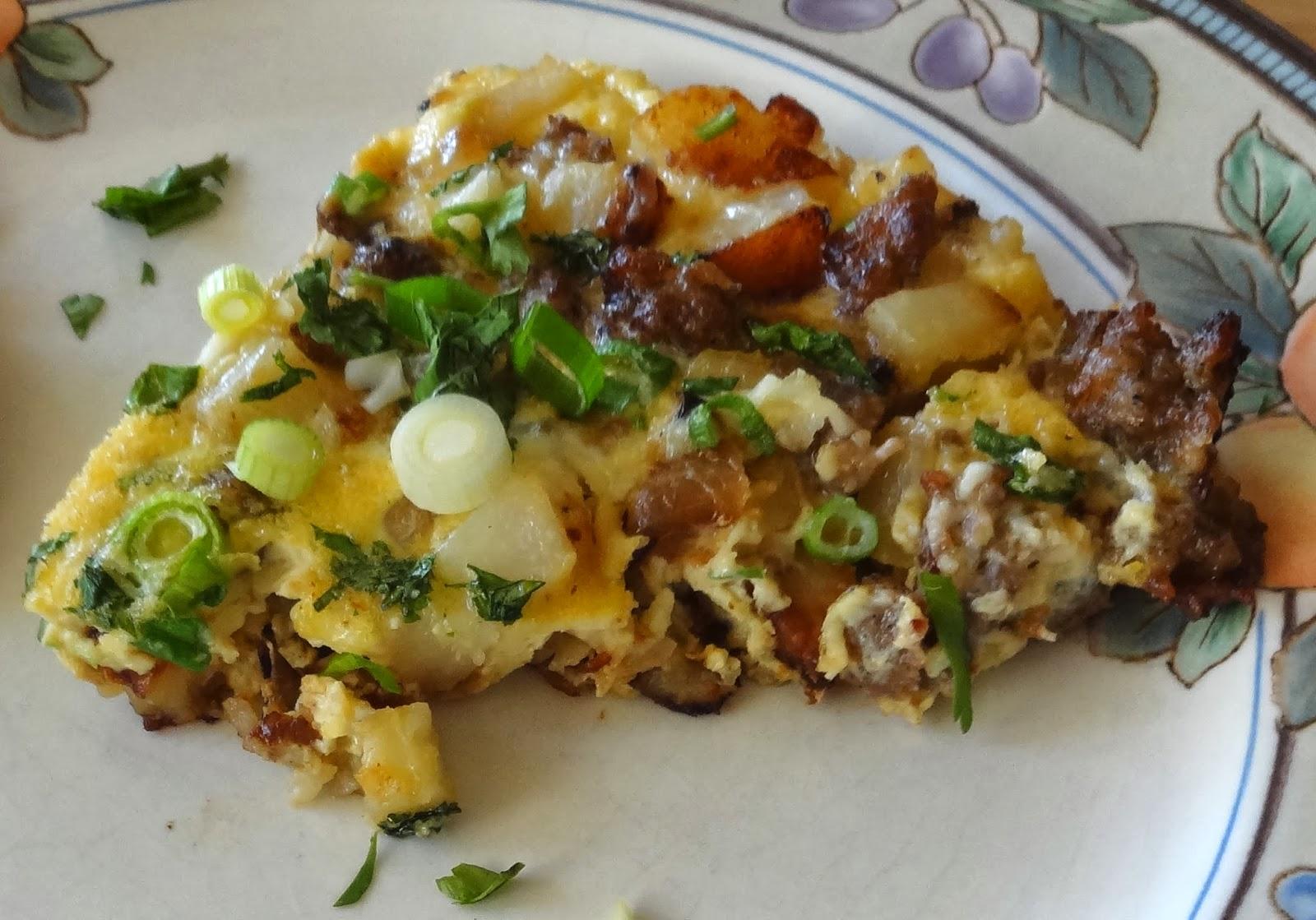 frittata potato and boursin frittata potato and vegetable frittata ...