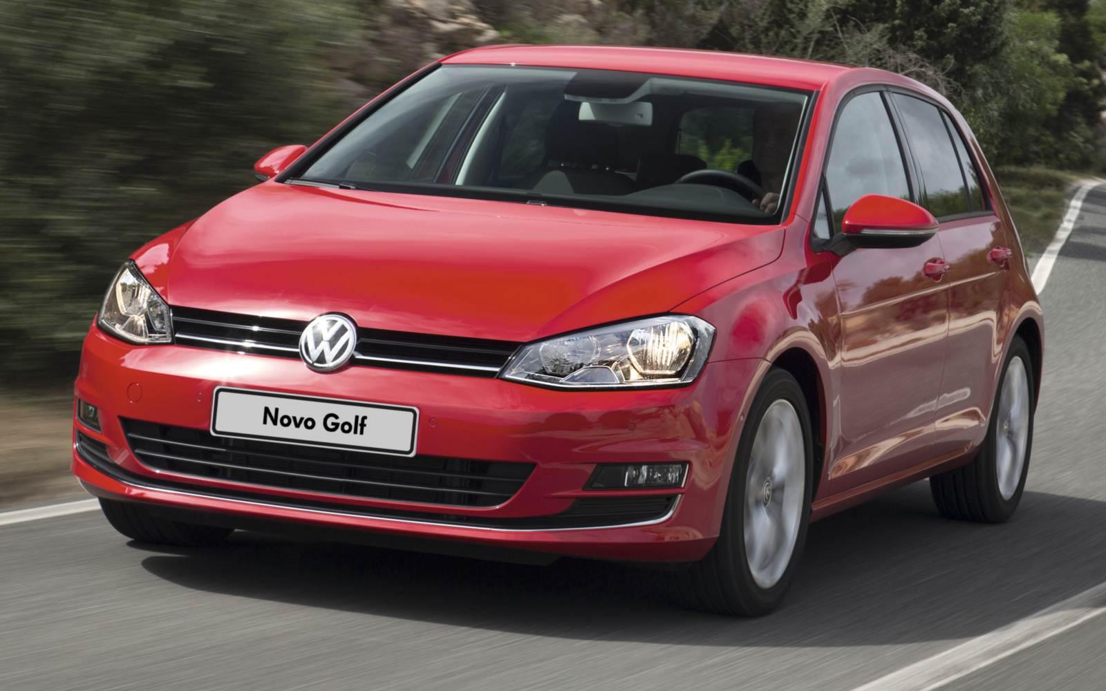 novo Golf Comfortline 2015