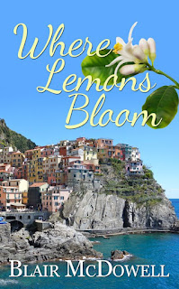 Where Lemons Bloom by Blair McDowell