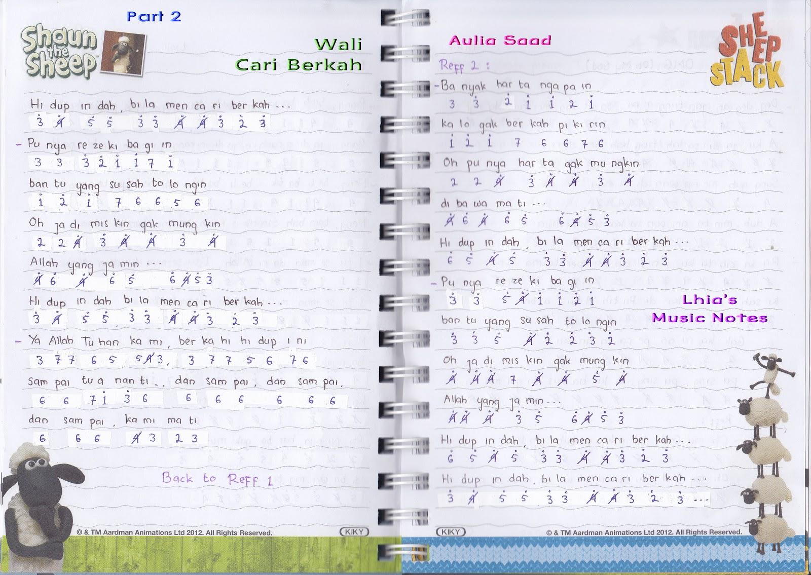 Wali - Cari Berkah (Part 1 & 2)