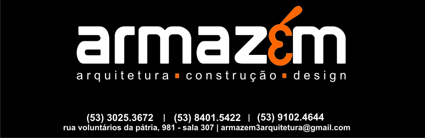 www.armazem3arquitetura.blogspot.com