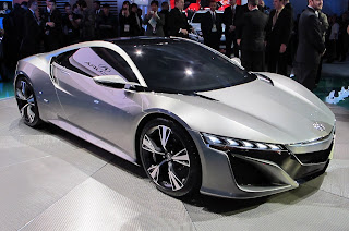 Acura nsx 2012 