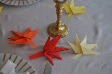 Origamilöv