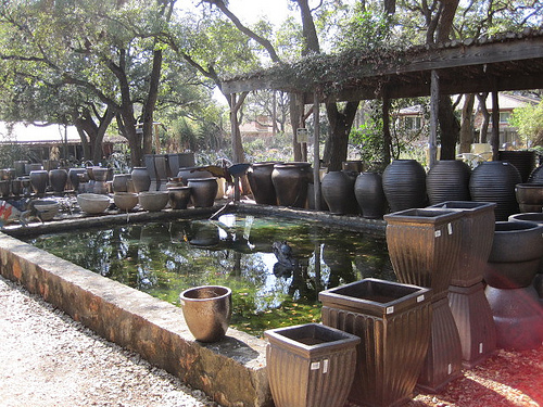 Seasonality embracing change simple happy less is more for Barton creek nursery