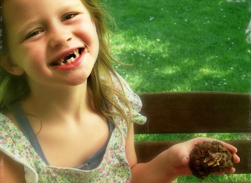 my gluten intolerant girlie loves these chocolate afghan cookies