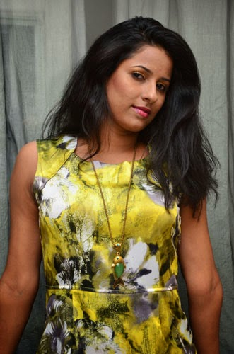 Shravya Reddy Latest Stills at Citizen Audio Release Event
