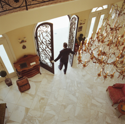Modern Interior Designs Marble Flooring Ideas