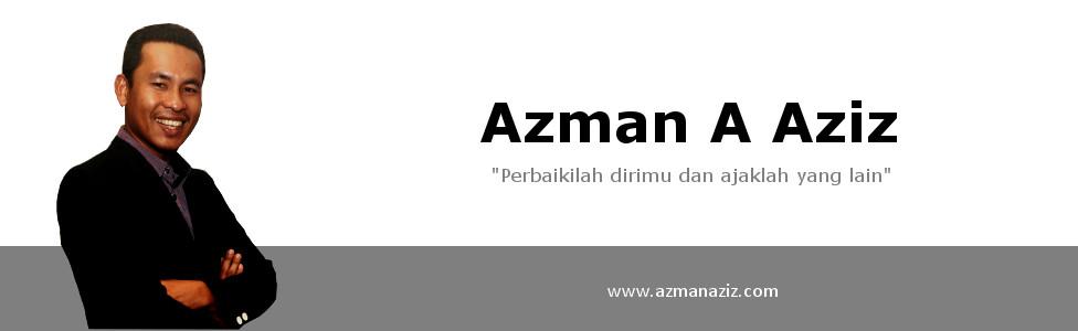 Azman A Aziz
