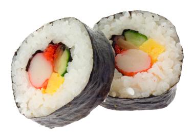 sushi recetas de makizushi nigiri y onigiri