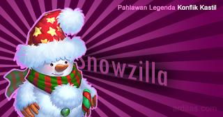 Snowzilla - Pahlawan Legenda - Konflik Kastil