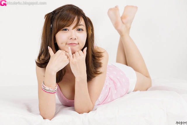 5 Jung Se On - PINK-very cute asian girl-girlcute4u.blogspot.com