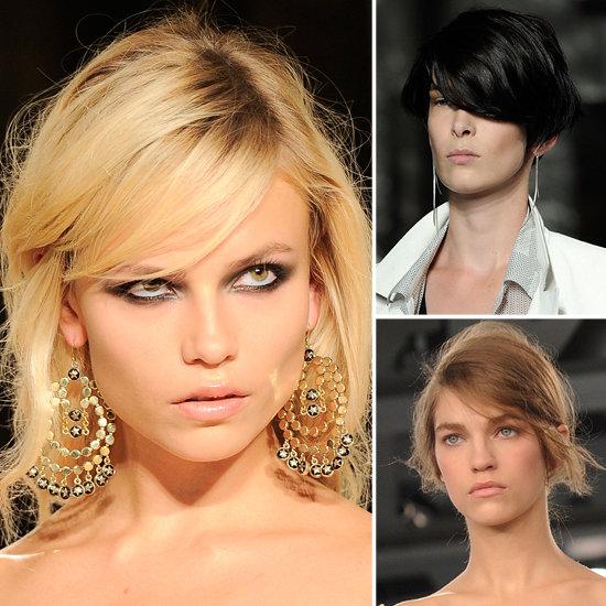 swoop, franja, ondulado, cabelo liso, franja lateral, cabelo escovado, penteado, primavera, festa, casamento