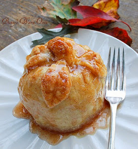 Barb's Homemade  Apple Dumplings